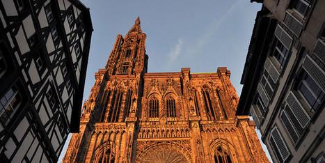 Millénaire de la cathédrale de Strasbourg : coup d'envoi des festivités | Evénements patrimoine | Scoop.it