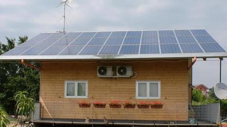 C'è anche la Dream House, un modello di casetta prefabbricata ... - targatocn | Prefabbricati | Scoop.it