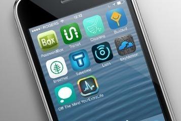 Mes 10 apps québécoises préférées en 2013 | experience360 | Scoop.it