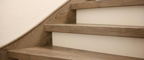 [astuce déco] Recouvrement d'escalier : quelles sont les possibilités ? | ORPI 101 Jaurès Brest | Scoop.it
