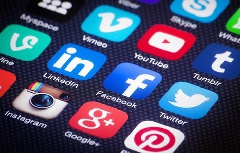 Chaque internaute a en moyenne 5 comptes de réseaux sociaux | Médias et réseaux sociaux | Scoop.it
