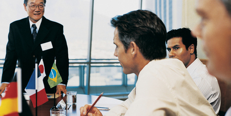 Language skills crucial for global CEOs | digitalNow | Scoop.it