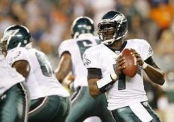 Sunday Morning QB: Andy Reid gambles by giving Michael Vick keys to Philadelphia Eagles offense   Sports Ethics: TolesK   Scoop.it