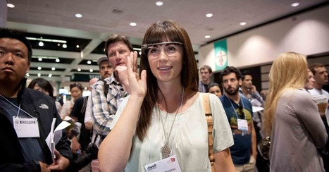 No Transparency on Google Glass Sales - Mashable | Google Glass | Scoop.it