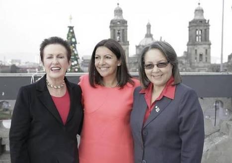 Women4Climate, le manifeste des femmes maires unies contre le réchauffement climatique - Elle | Actualités écologie | Scoop.it