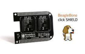 Here's a click board shield for all @beagleboardorg fans: | Raspberry Pi | Scoop.it