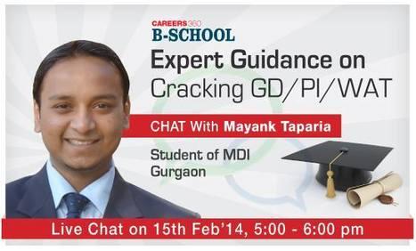 Chat with MDI Gurgaon student Mayank Taparia | Marketing Tips | Scoop.it
