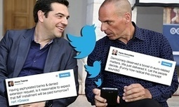 How Tsipras and Varoufakis turned Greek tragedy into Twitter triumph | AUSTERITY & OPPRESSION SUPPORTERS  VS THE PROGRESSION Of The REST OF US | Scoop.it