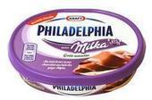 Philadelphia Milka aussi en version noisette | Chocolat choc | Scoop.it