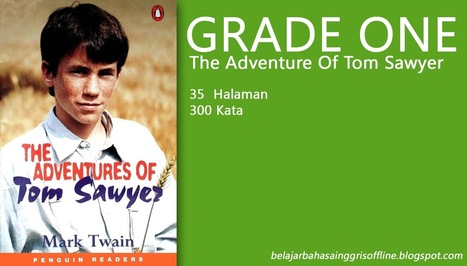Learning English | Adventure Of Tom Sawyer - Grade One | Learning English | Scoop.it
