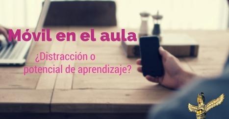 ¿Se puede aprender con el móvil dentro y fuera del aula? | Recursos para el aula | Scoop.it