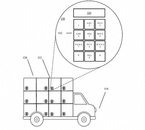 Google just won a patent on a self-driving truck that delivers packages | Automated Vehicle Insights Selected for You by CATES | Scoop.it