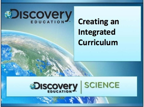 Patti Duncan: STEM: Creating An Integrated Curriculum | Integrated Curriculum in Elementary Schools | Scoop.it