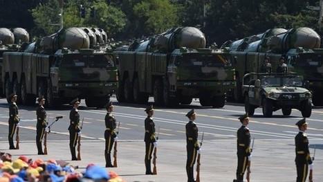 China parades 'carrier-killer' missile through Beijing - FT.com | Global Politics | Scoop.it