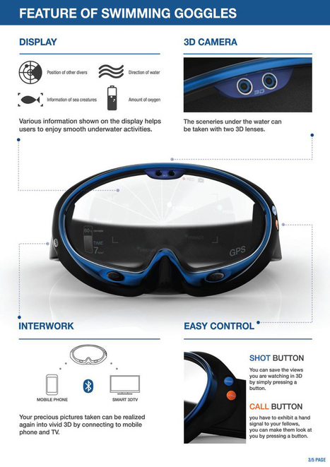 Smart Swimming Goggles With Augmented Reality To Identify Organisms - Bit Rebels | Augmented Reality News and Trends | Scoop.it