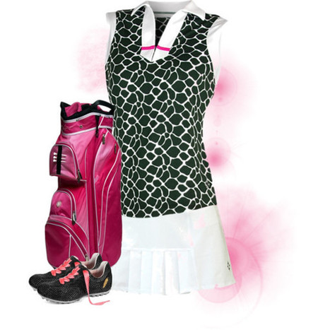 Stylish Outfit Inspiration For Golfing | Golf Apparel | Scoop.it