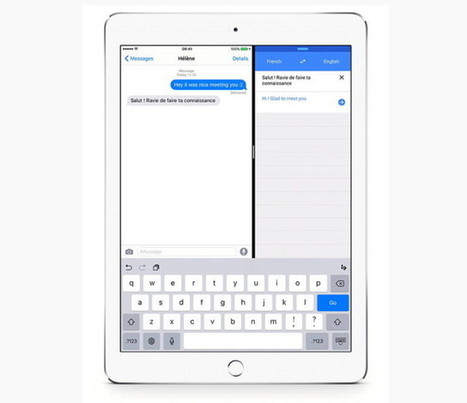 Google Translate For iOS Updated With Split View Support | Ubergizmo | A teacher's collection | Scoop.it