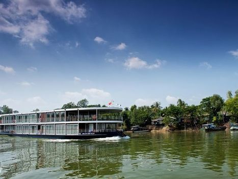 """Avalon Waterways debuts """"suite ship"""" on Mekong - USA TODAY 