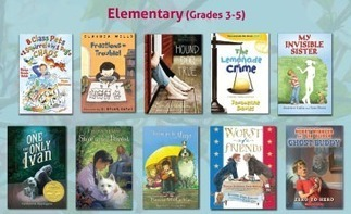 Virginia Reader's Choice | Grades 3-5 | - KESLibraryLearningCommons | Daring Library Ed Tech | Scoop.it