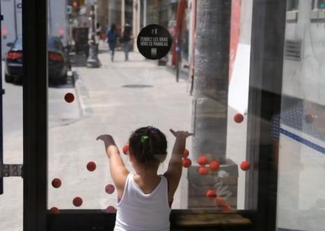 Au Québec, devenez magicien en attendant le bus | streetmarketing | Scoop.it