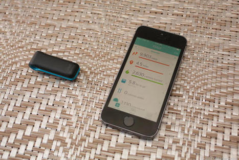 Smartphones killed the Fitbit star? | The Awesome Internet of Things | Scoop.it