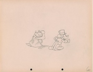 Never-Before-Seen Mickey Mouse Animation Sketches By Walt Disney, Now Animated | JMC Animation & Games | Scoop.it