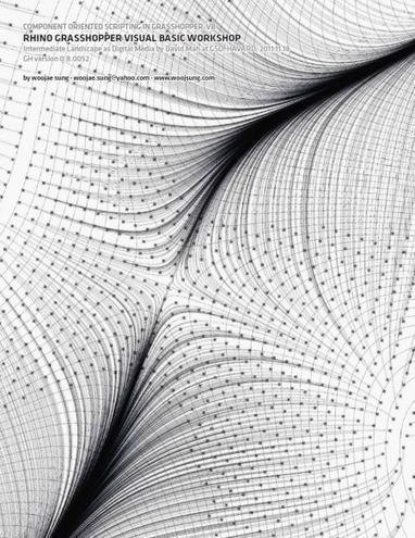 Simulation of water runoffs on a terrain by Woojae Sung (Grasshopper) | Parametricism | Scoop.it