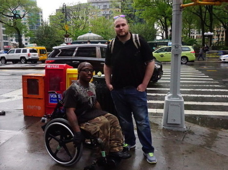 Wheely, a wheelchair accessible guide | I Wheel Share | Scoop.it