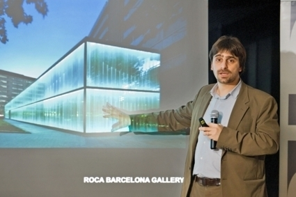 Geometry & Light: Award Winning Designer Borja Ferrater Inspires at Roca ... - International Business Times (press release) | Angles, Equations, and Functions, oh my! | Scoop.it