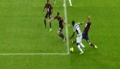 Moviola, errori sui rigori: ne mancano due al Milan. Due favori al Napoli, uno alla Juve | WikiFeed | Scoop.it