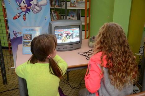 Vieux-Condé : quand le jeu-vidéo s'invite à la bibliothèque | OrdiRétro | Scoop.it