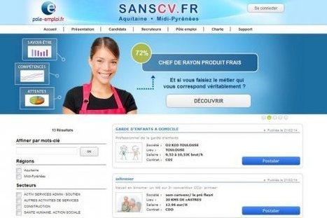 Comment postuler / recruter sans CV? | Think outside the Box | Scoop.it