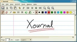 Alternativprogramme zur Arbeit am Interaktiven Whiteboard – Teil 2: Xournal | Zentrum für multimediales Lehren und Lernen (LLZ) | Scoop.it