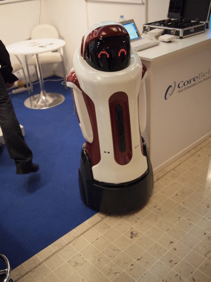 InnoRobo : nos photos des robots du salon (première partie) / High tech / Web / Jeux Vidéo / Guide / univers / Journal / Lyon Capitale - le journal de l'actualité de Lyon et du Grand Lyon. | Robolution Capital | Scoop.it
