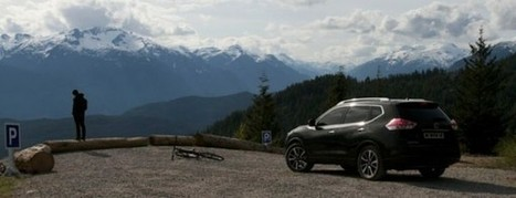 Wanda films British Columbia city chase and skydive for new Nissan ... | Nissan Cars | Scoop.it