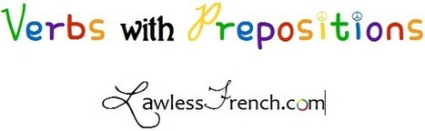 French verbs with the preposition contre | French and France | Scoop.it