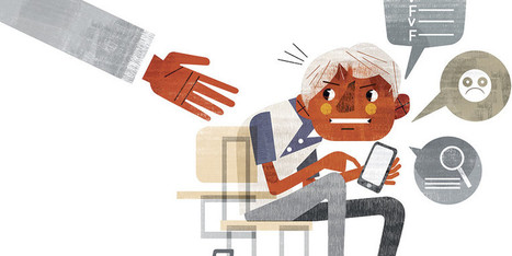 La dura tarea de los colegios para regular el uso de celulares | Educacion, ecologia y TIC | Scoop.it