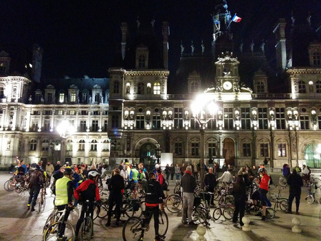 Paris, France Plans to Be the World's Biking Capital by 2020 | Urban Intelligence in Cities | Scoop.it