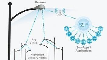 LED Lichtsystem wird zum Überwachungsnetzwerk