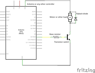How to Use A Transistor as a Switch | Raspberry Pi | Scoop.it