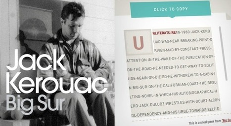 Project turns URLs into book synopses to promote reading | Librarysoul | Scoop.it