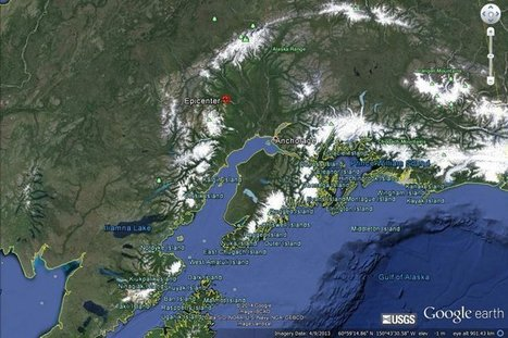 Powerful earthquake rattles Anchorage, Alaska | Communities of the World | Scoop.it