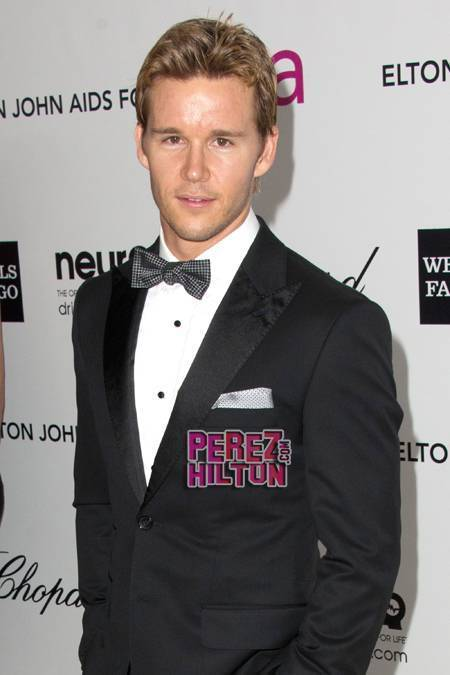 Ryan Kwanten Talks Gay Vampires And Seski Stackhouse | PerezHilton.com | For Lovers of Paranormal Romance | Scoop.it