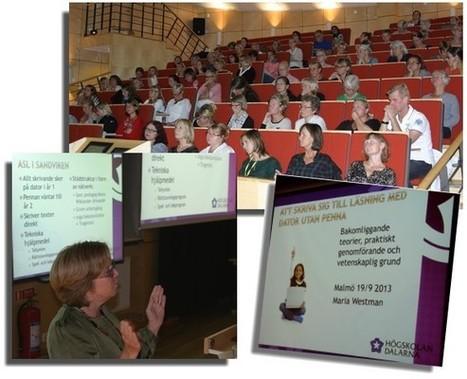 Forskning: Vad händer när datorn används i skriv- och ... - Malmö stad   Uppdrag : Skolbibliotek   Scoop.it