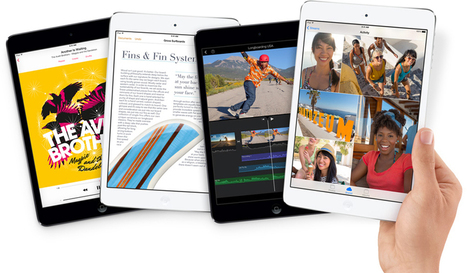 Retina iPad mini still looks tough to find for many holiday shoppers | smartphon | Scoop.it