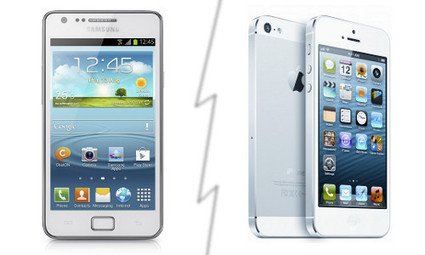 Apple vs. Samsung: Apple's Losing the Market But Not the Profits   All Things iPhone, iPad and iOS   Scoop.it
