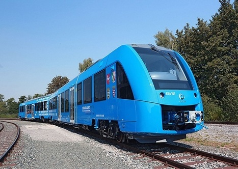 World's First Hydrogen-Powered Passenger Train | Chasing the Future | Scoop.it
