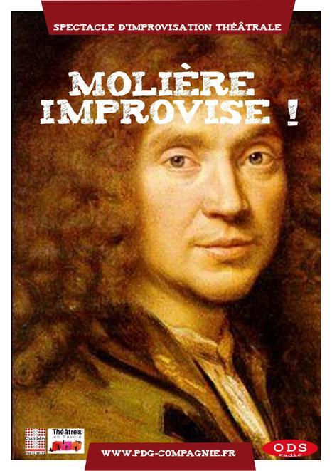 A Chambéry Molière improvise ! | theatre d'improvisation | Scoop.it