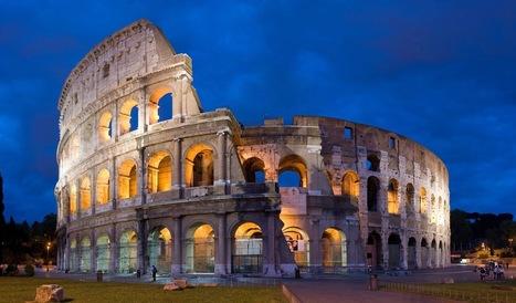 El Coliseo romano - Arquitectura románica | Arte románico | Scoop.it