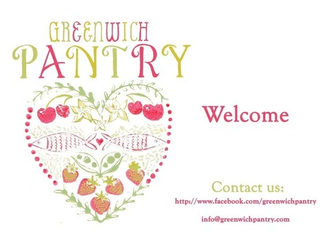 greenwichpantry.com | Gourmet Food | Greenwich Pantry | Scoop.it